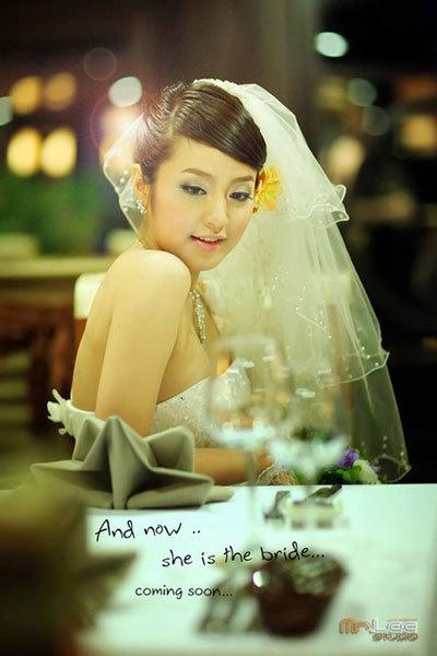 Ảnh cưới đẹp mê hồn của sao Việt 2010