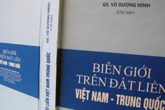 Lần đầu tiên xuất bản sách biên giới đất liền Việt - Trung