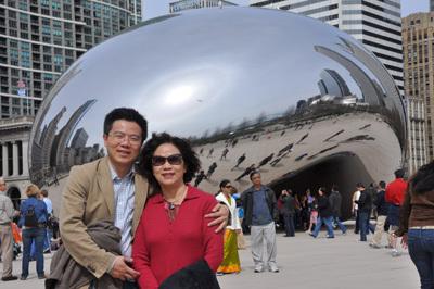 Trò chuyện với mẹ của giáo sư Ngô Bảo Châu