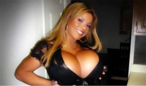 Sheyla Hershey, người có bộ ngực đồ sộ nhất thế