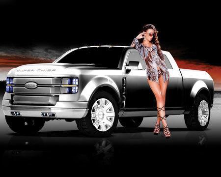 Phát sốt vì gái đẹp bên mẫu xe bán chạy nhất Mỹ ảnh 1