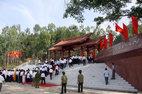 Khánh thành khu lăng mộ thân mẫu Chủ tịch Hồ Chí Minh