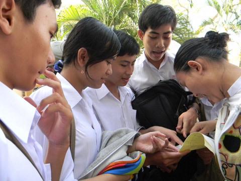 Tỉnh Lai Châu là địa phương đầu tiên công bố tỷ lệ thi tốt nghiệp THPT năm học 2010-2011