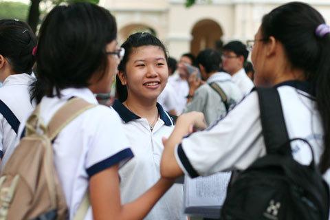 Sở GD-ĐT Tp HCM ban hành lịch thi tuyển vào lớp 10 năm học 2012 – 2013