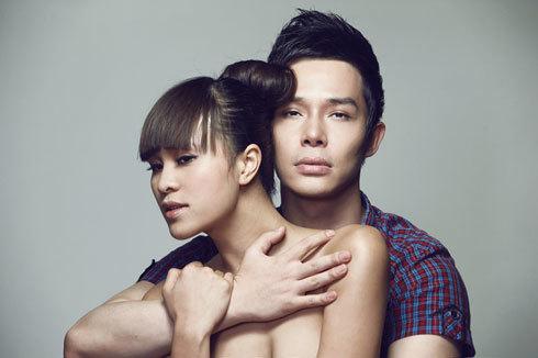Phương Mai bán nude bên cạnh Nathan Lee ảnh 2