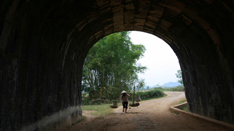 Ho Citadel - world natural heritage