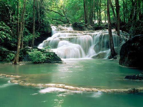 Ngắm một Thái Lan đẹp như thiên đường