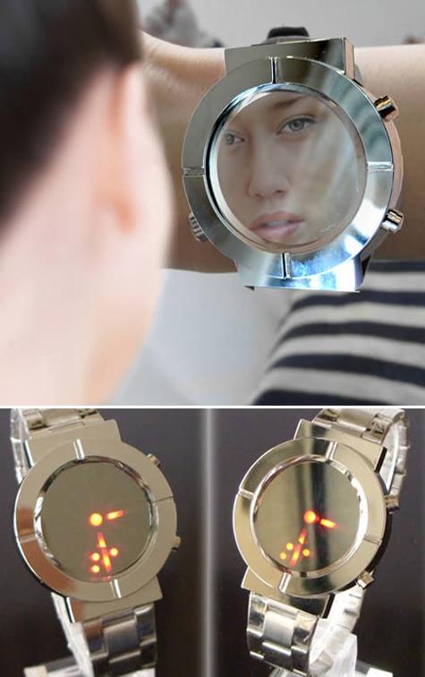 Đồng hồ gương