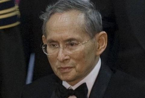 Bhumibol Adulyadej, vịvua Thái Lan.
