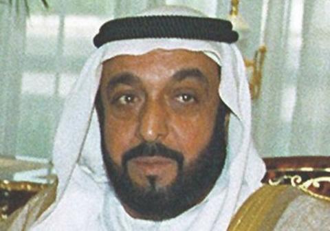 Sheikh Khalifa bin Zayed bin Sultan Al Nahyan,Tổng thốngcác tiểu vương quốc Ả              rập thống nhất.
