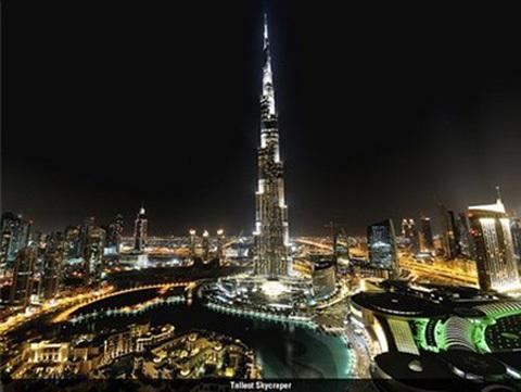 Tòa nhàKhalifa Burj cao nhất thế giới mang tên ông.
