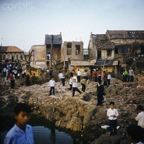 Những bức ảnh hiếm về Hà Nội 1973