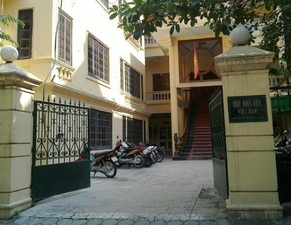 Bị chiếm dụng đất, Hội Nhà văn Việt Nam đi kiện  - ảnh 1