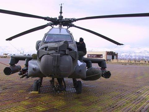 Những vũ khí uy lực nhất năm 2011