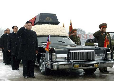 Những manh mối quan trọng từ tang lễ ông Kim