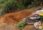 Nghi án đào trộm mộ mới chôn lấy tài sản