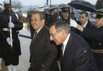Bộ trưởng Quốc phòng Mỹ-Israel gặp nhau giữa căng thẳng