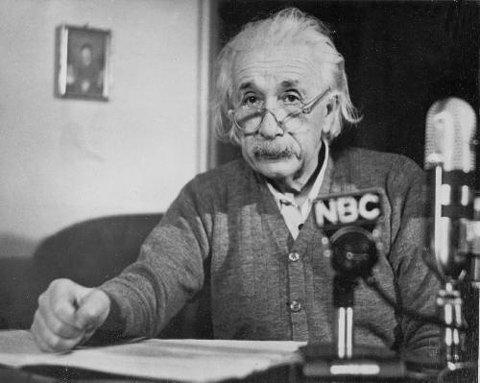 Triết lý sống của Albert Einstein