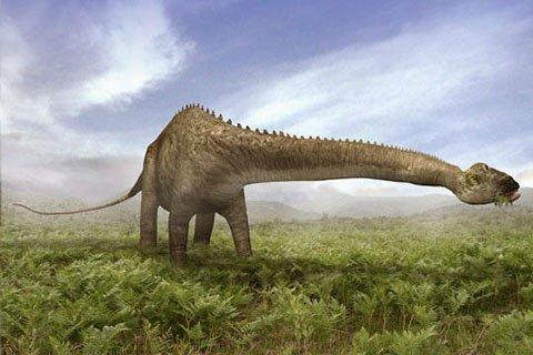 Tại sao khủng long lại lớn như vậy?
