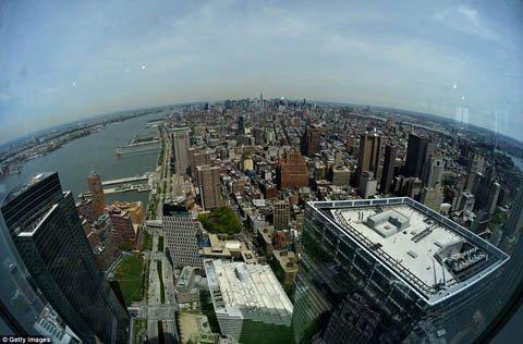 20120501142441 2 Cùng nhìn qua những nóc nhà mới của New York