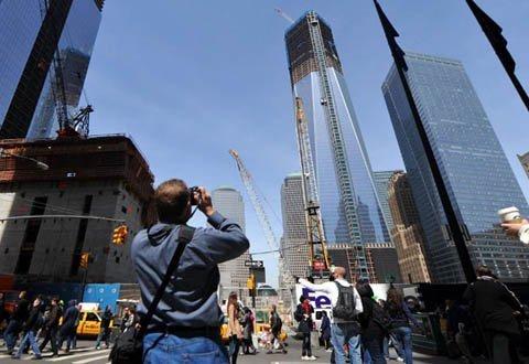 20120501142441 3 Cùng nhìn qua những nóc nhà mới của New York