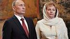 """Vợ Putin đập tan tin đồn """"hôn nhân trục trặc"""""""