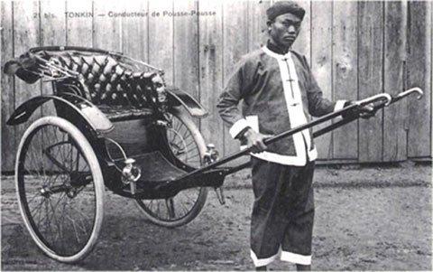 phu xe hà nội xưa