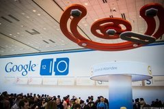 Google I/O ngày 1: Vén màn bí mật