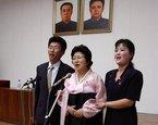 Phụ nữ Triều Tiên tố điệp viên Hàn Quốc lừa đào tẩu
