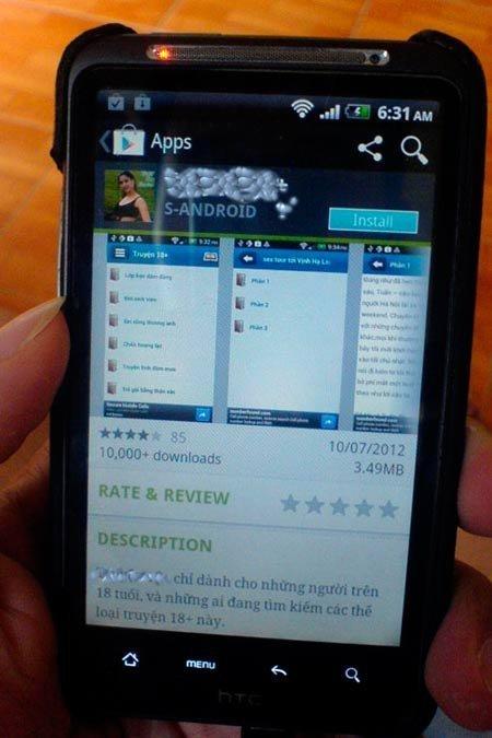 20120802174124 sex 2 Truyện sex ồ ạt tấn công kho ứng dụng của androi