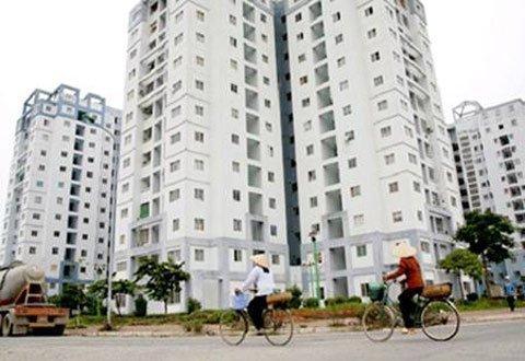 Giá đắt ngang giá thị trường: Nhà thu nhập thấp ế nặng