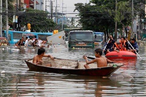 Siêu đô thị châu Á đối mặt với