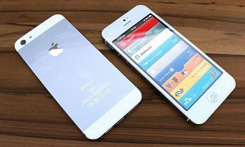 Khó tin iPhone 5 sử dụng màn hình tỉ lệ 16:9