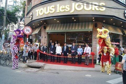 TOUS LES JOURS - Bánh ngọt nổi tiếng Hàn Quốc ở Việt Nam