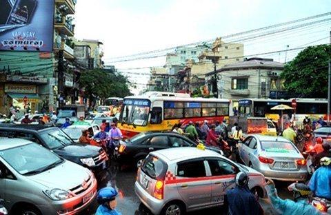 Hình ảnh Thông tin tham khảo về tình hình Giao thông tại Việt Nam số 1