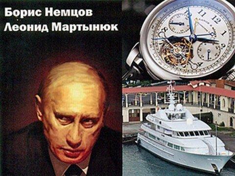 Putin - người giàu xứng đáng nhất thế giới