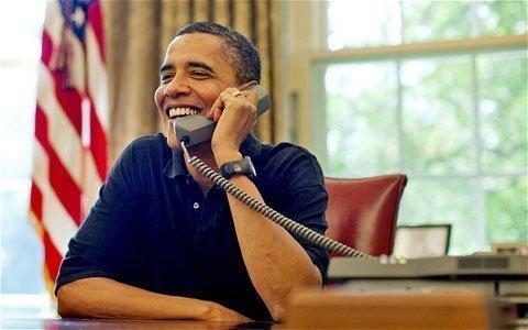 Một ngày của Obama diễn ra như thế nào?