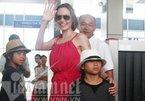Angelina Jolie và cuộc rượt đuổi của những phóng viên 'láu cá'