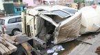 Nửa đêm, xe bồn gây tai nạn làm 2 người chết