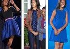 Chuyên gia thời trang trầm trồ vì con gái Obama
