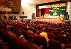 Khai mạc Đại hội Phật giáo toàn quốc