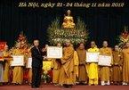 1180 chức sắc Phật giáo được tấn phong giáo phẩm