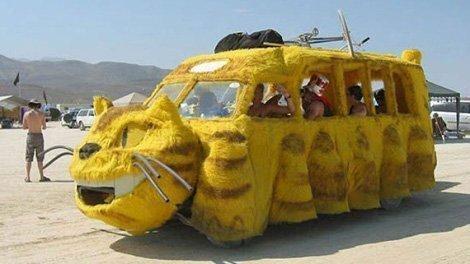 Ô tô-Xe máy - Những 'xế nổ' kỳ dị nhất thế giới  (Hình 9).