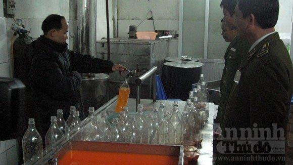 Tiêu dùng & Dư luận -  Nước ngọt = nước giếng + đường Trung Quốc (Hình 6).