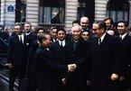 Hòa đàm Paris giữa cuộc đối đầu của các cố vấn