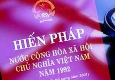 Hiến pháp Nước Cộng hòa xã hội chủ nghĩa Việt Nam (có hiệu lực 01/01/2014)