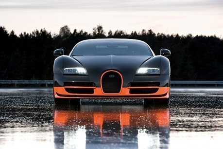 Siêu xe đắt nhất thế giới Bugatti Veyron Super Sport