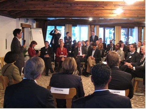 Nông nghiệp Việt Nam nổi bật ở Davos 2013