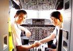 Nữ phi công trẻ và cảm xúc 'giao thừa trên trời'