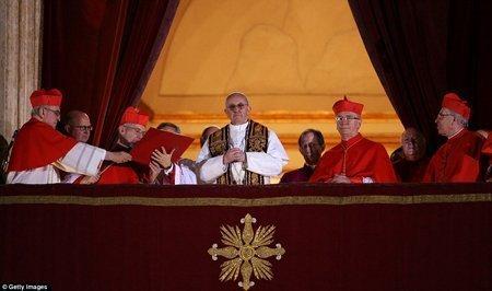 Tân giáo hoàng mới là ai?